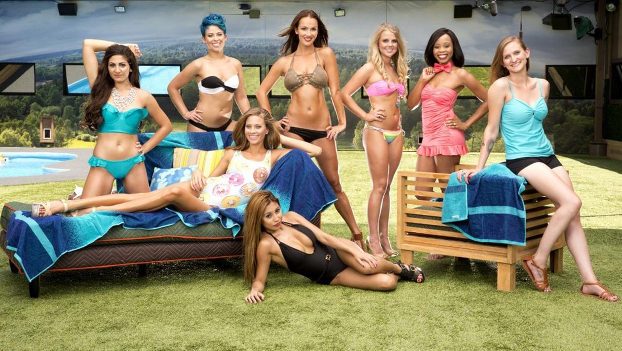 Big Brother US ( Season 16) - Người Giấu Mặt ( Mùa Thứ 16)