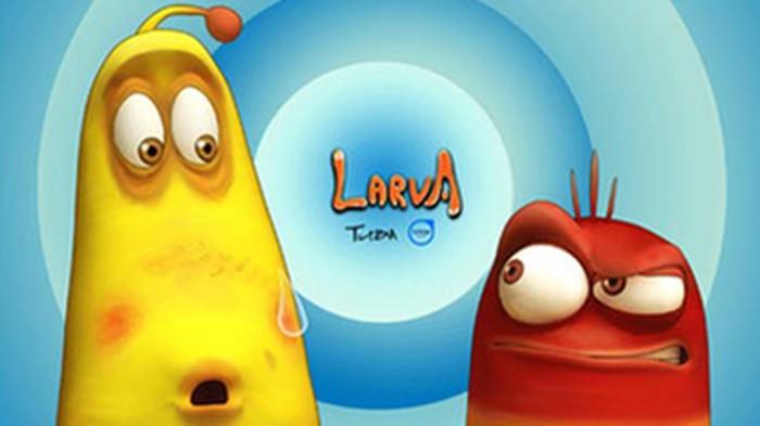 Larva Season 1 full HD