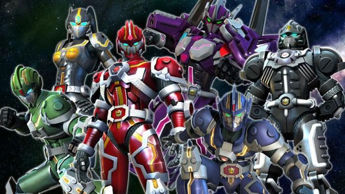 Xem Phim Biệt Đội Thép Dragon Force full HD
