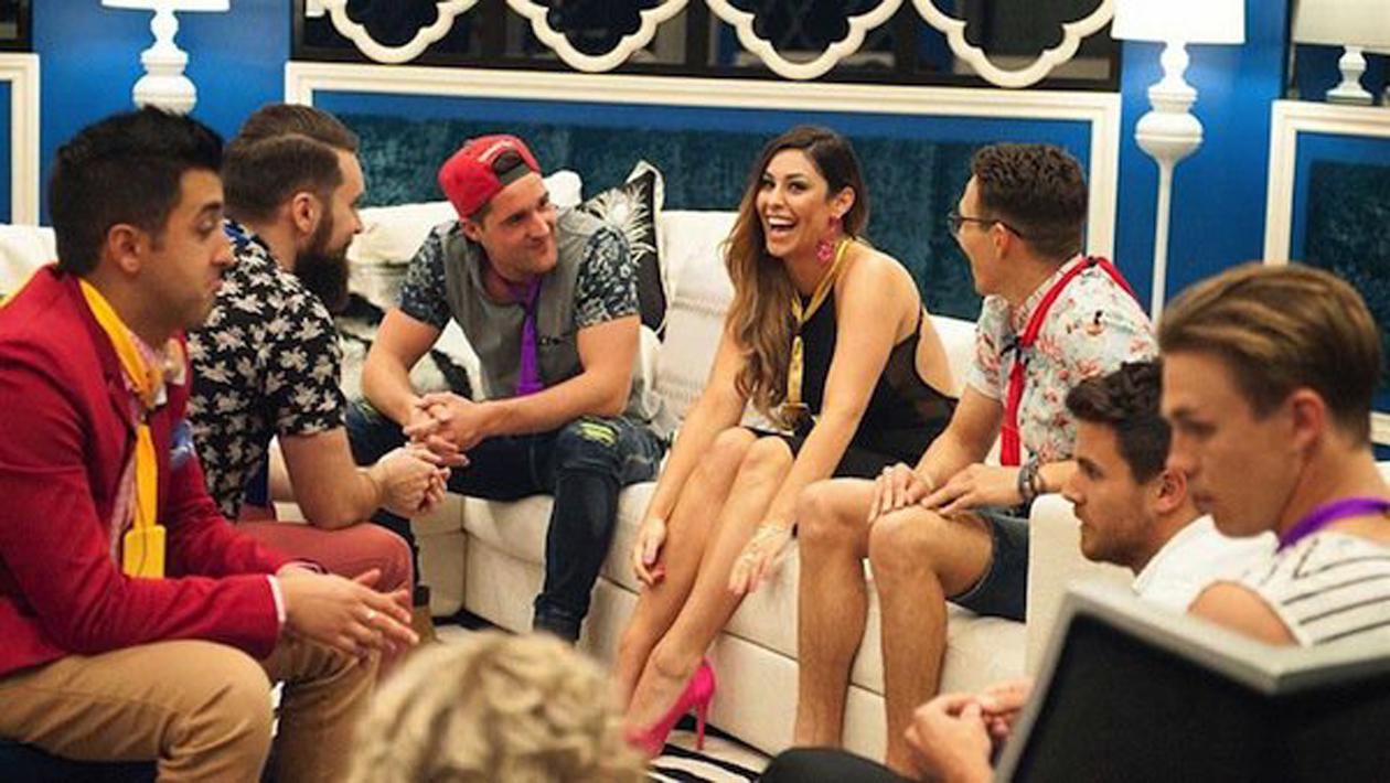 Big Brother AU (Season 11) - Người Giấu Mặt Úc ( Mùa Thứ 11)