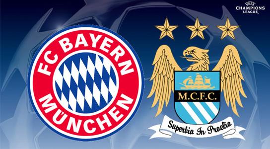 Full match: Bayern Munich - Man City