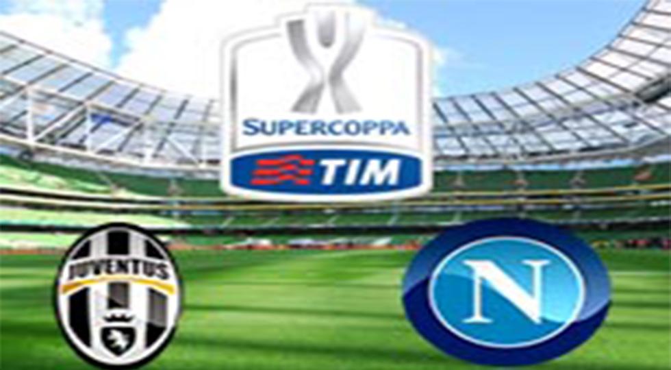 Siêu cup Italia : Juventus - SSC Napoli Highlights