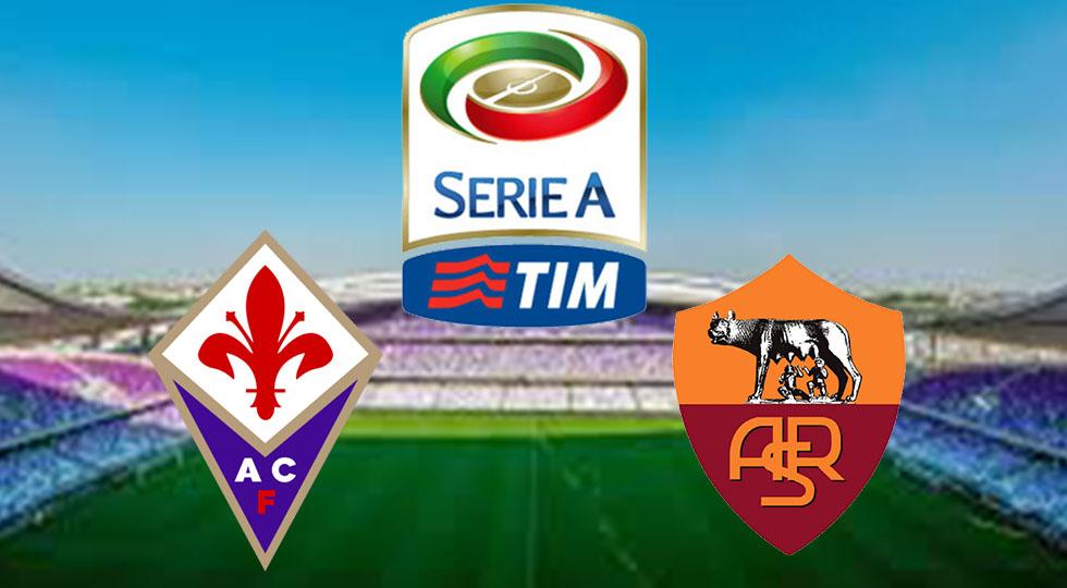 Fiorentina - AS Roma Full match