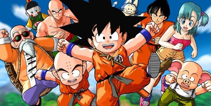 Xem Phim Bảy Viên Ngọc Rồng Dragon Ball full HD