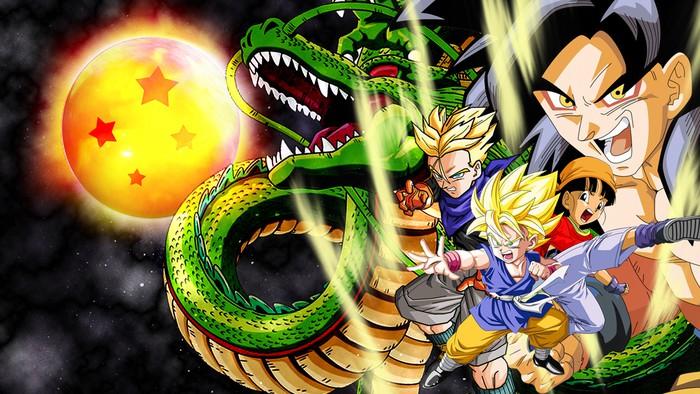 Xem Phim Hậu Bảy Viên Ngọc Rồng Dragon Ball Gt full HD