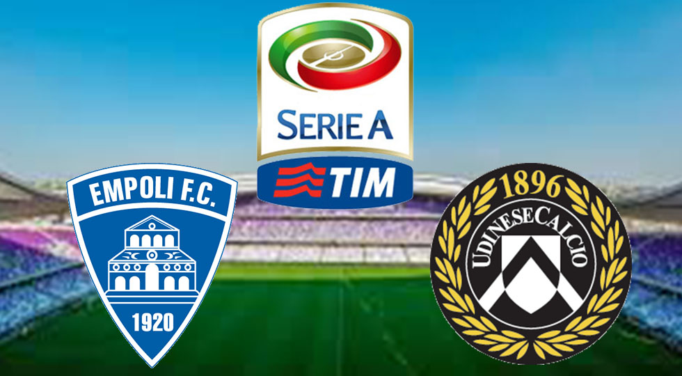 Empoli - Udinese Highlights