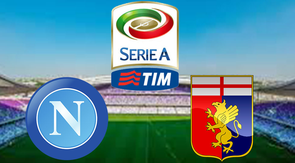 Napoli - Genoa highlights