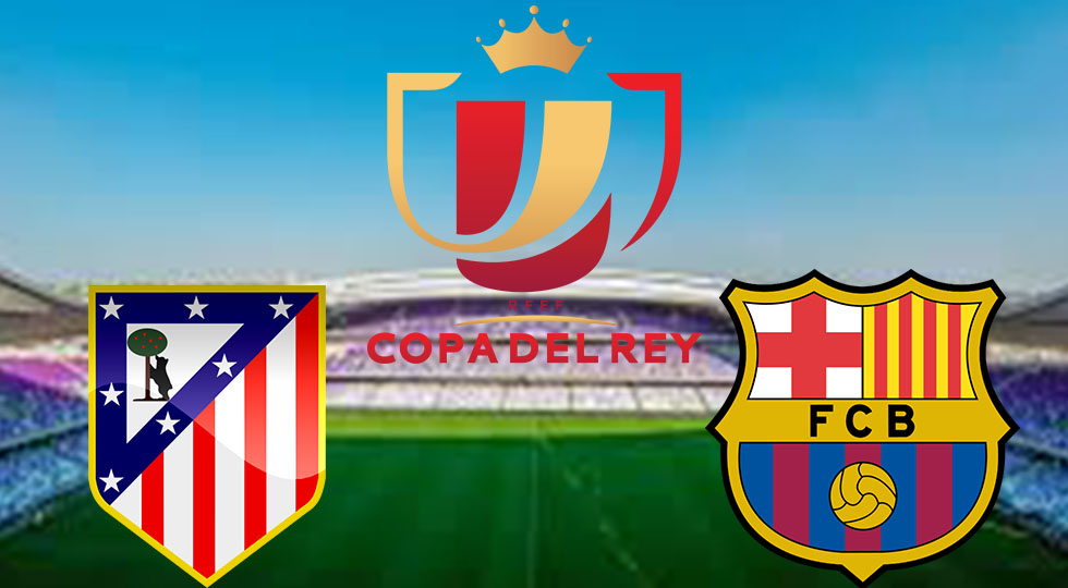 Atletico Madrid - Barcelona Full Match